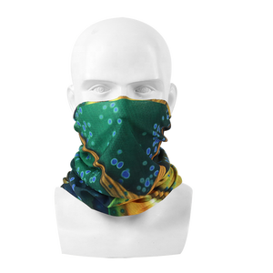 Custom logo face shiled tube Bandana printing seamless head bandana for fishing