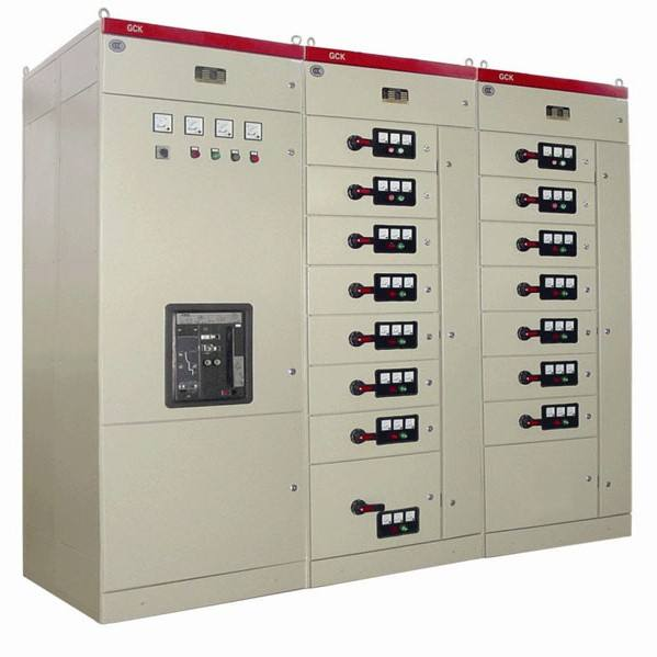 GCK iron box power controller copper busbar distribution panel board drawer switchgear cabinet