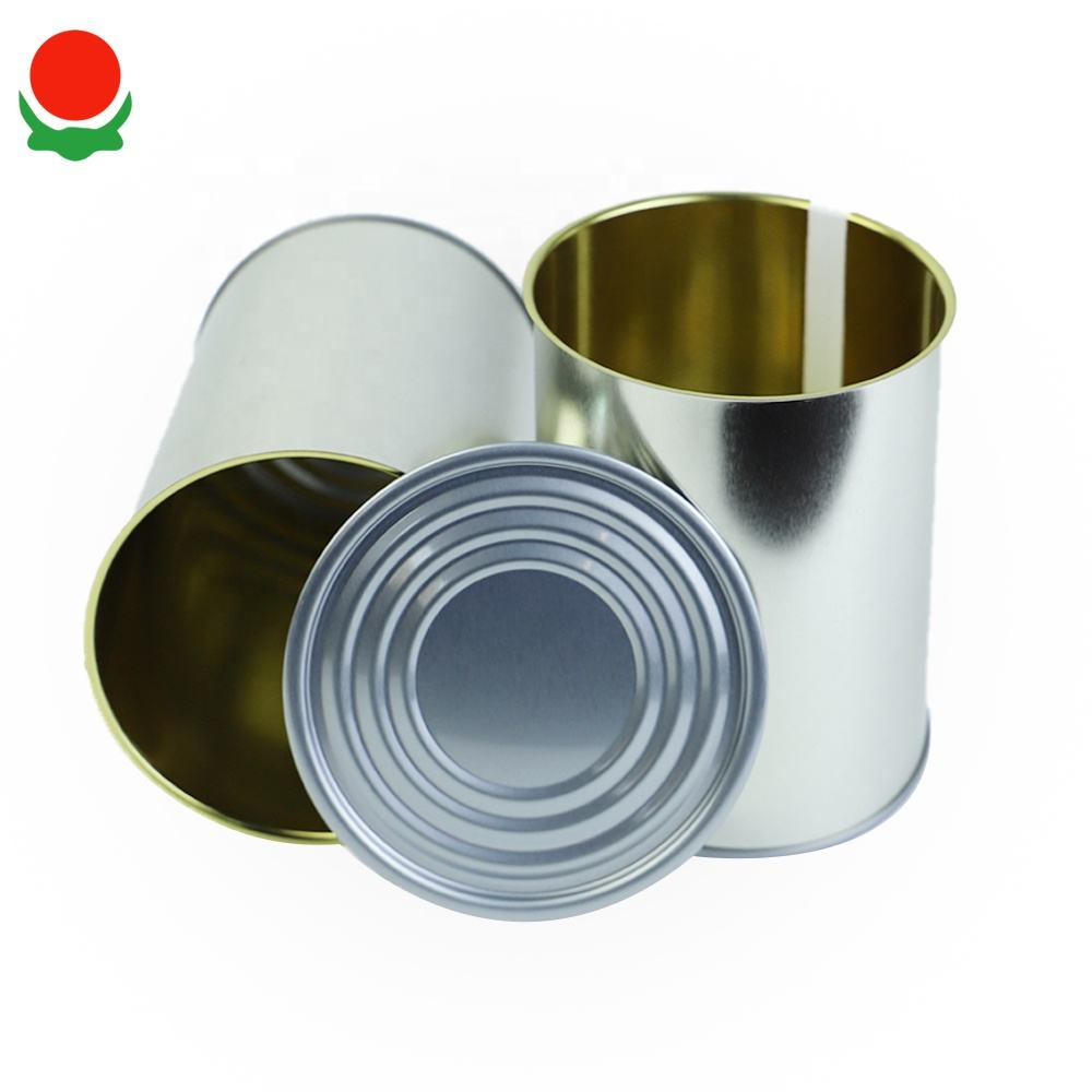 Factory direct sales metal storage tin box