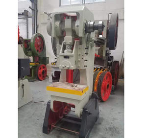 Hydraulic Machine Rod Press High Speed 40 ton White OEM Customized With automatic loader