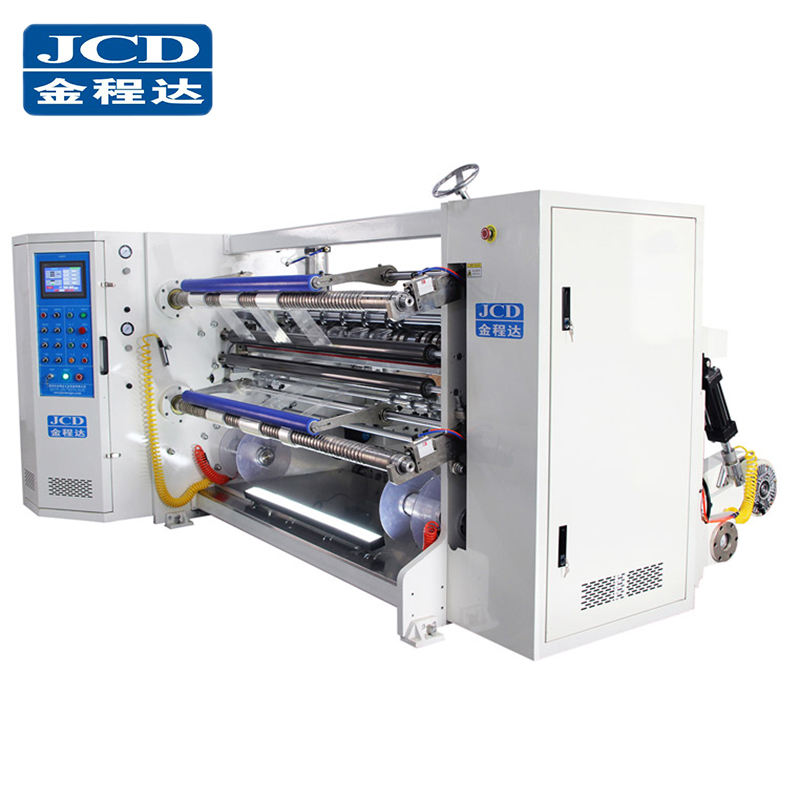 Automatic laminating film roll cutting machine For PC/OCA/ITO/Adhesive tape