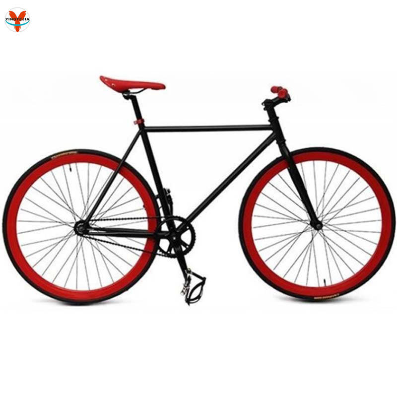 2020 new model colorful 700C high quality colorful fixie bike fixed gear
