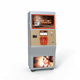 Smart Fresh Coffee Vending Machine with Touch Screen