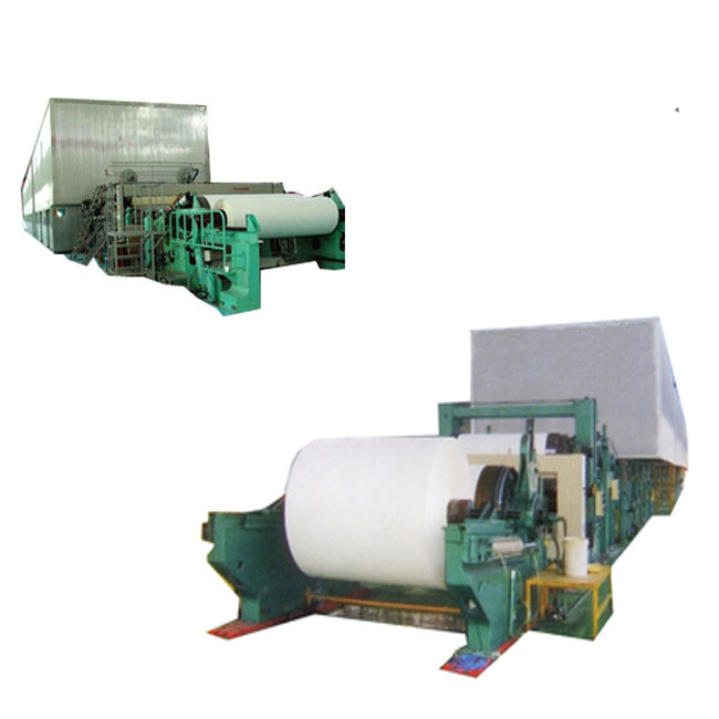 research & development for office/writing/bond/A4/copy/printing/white/notebook paper making machine production line price