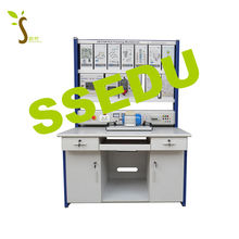PLC Didactic Equipment PLC Training Workbench educational science models