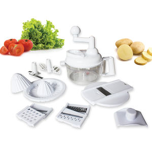 Alle In Een Dicer Groente Wortelen Cutter Shredder Fruit Slicer Cutter