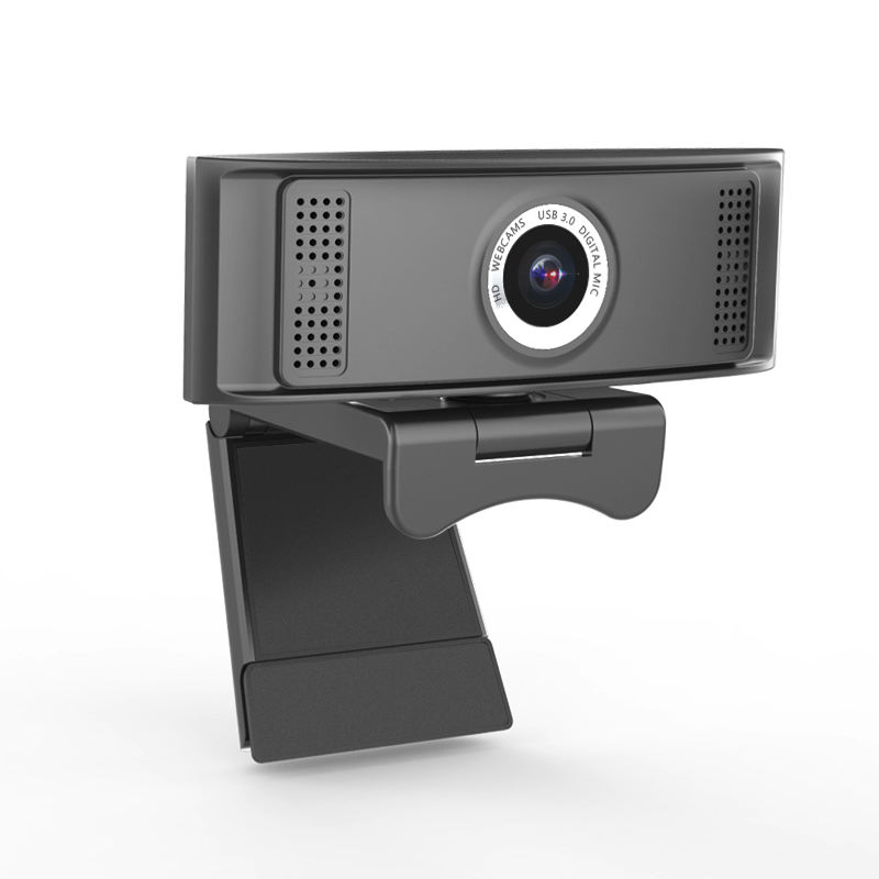 2020 Gratis Driver Full Hd 1080 P Usb Kamera <span class=keywords><strong>Web</strong></span> Digital Webcam untuk Komputer Pc dengan Dual Mic