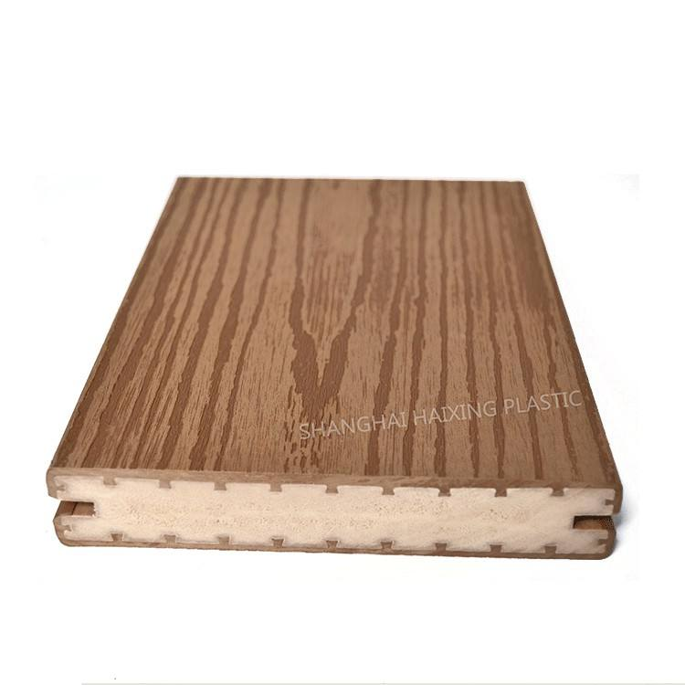 Outdoor garden use Like timber Newtech Deck Flooring