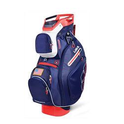 OEM/ODM Waterproof Custom Golf Bag Nylon Golf Stand Bag With Factory Price Customized Tour Golf Staff PU Bag Cart