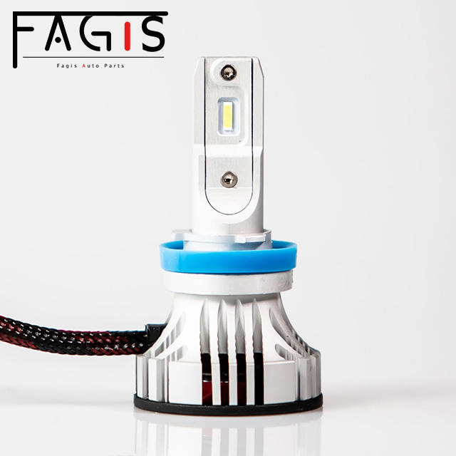 Fagis F2 H1 H3 H7 H8 H11 9005 9006 CSP LED Headlight car fog lamp auto bulb Head Lamp
