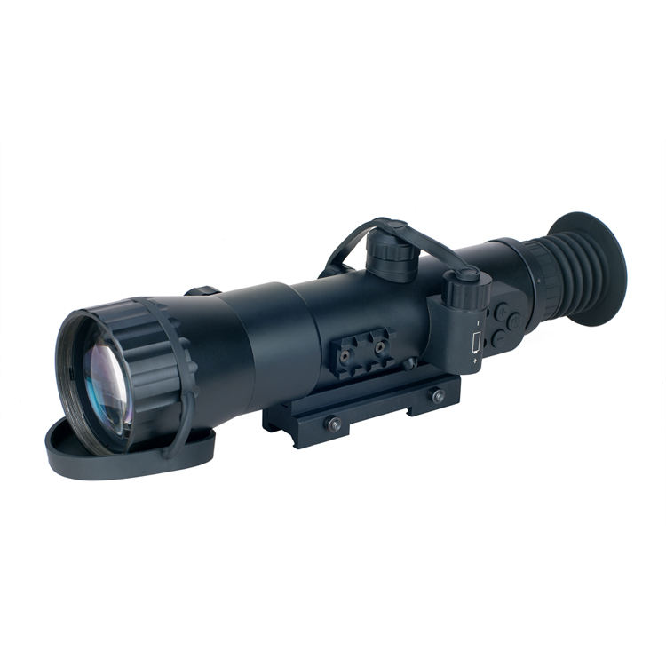 NcDe Tactical Optics 1X-4X Adjustable Dual Role Sight scope riflescope Tactical Rifle Scope