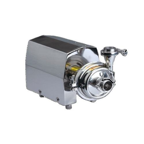 High Performance Stainless Steel Sanitary Vertical Centrifugal Pump For Food, Beverage, Wine