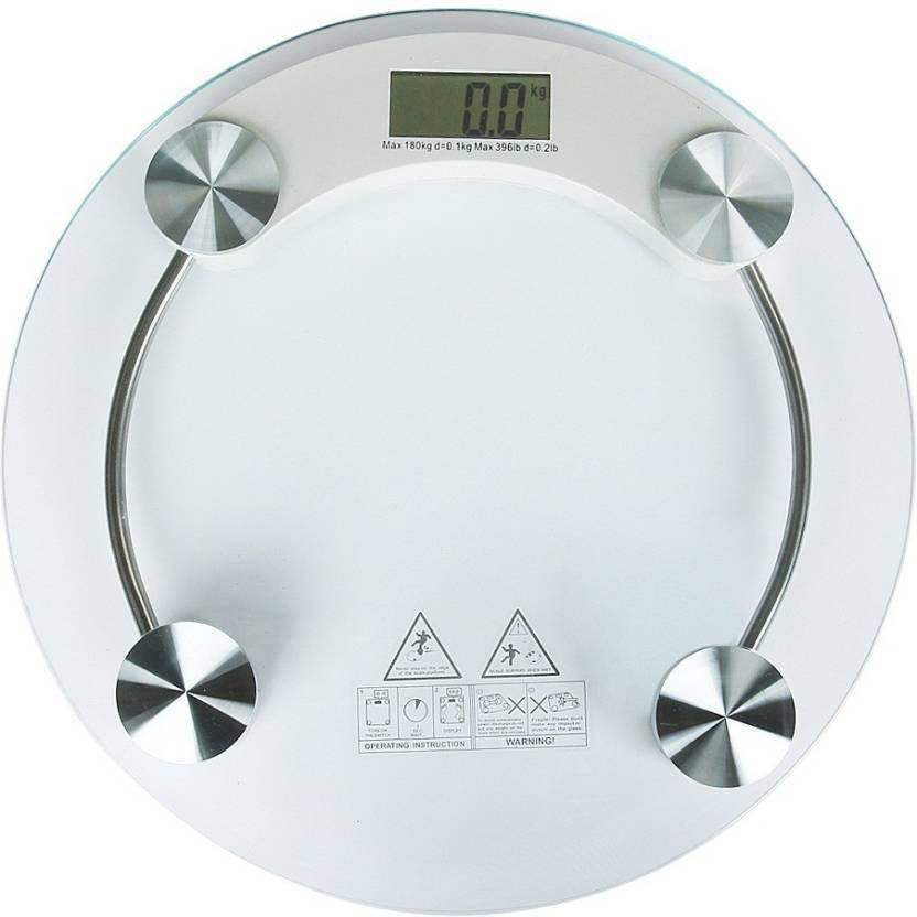 Digital Weight Machine 180 KG 396 LB Body Scale Digital Bathroom Scale for Household Use