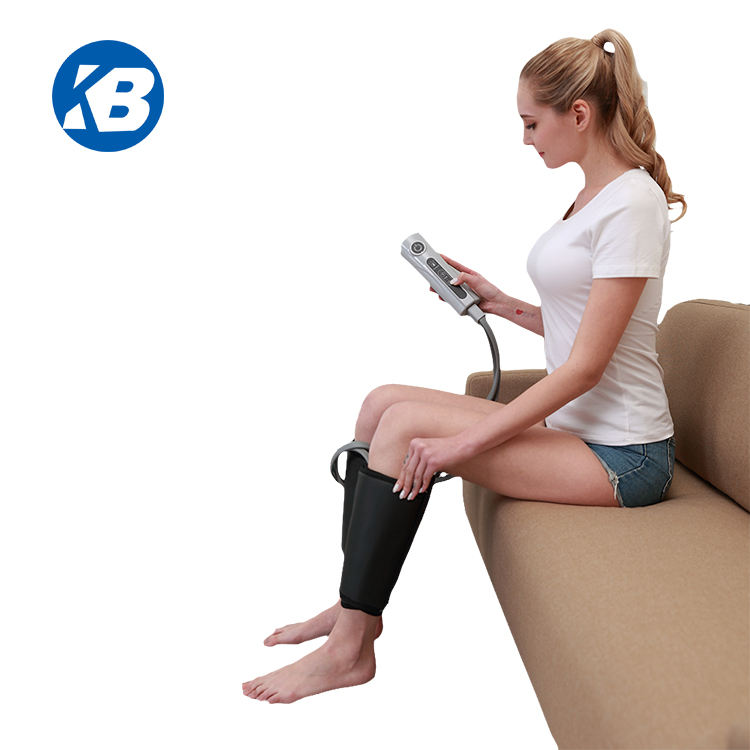 Amazon electric kneading DVT therapy portable air compression leg massager