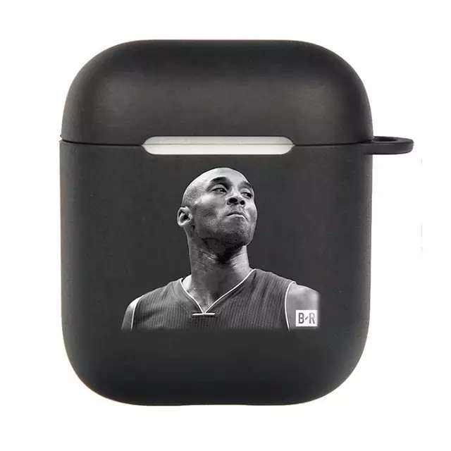 Toujours Kobe housse sac à main airpods cas Personnalisable airpod cas <span class=keywords><strong>nike</strong></span> silicone