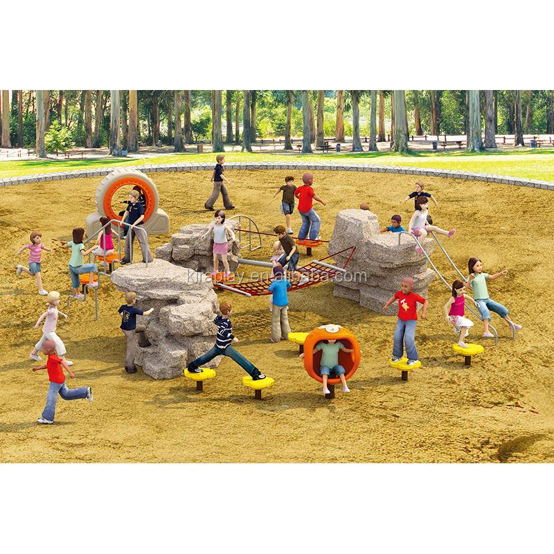 Mejor venta directa de la fábrica de equipo al aire libre zona de juegos los niños juegos infantiles al aire libre