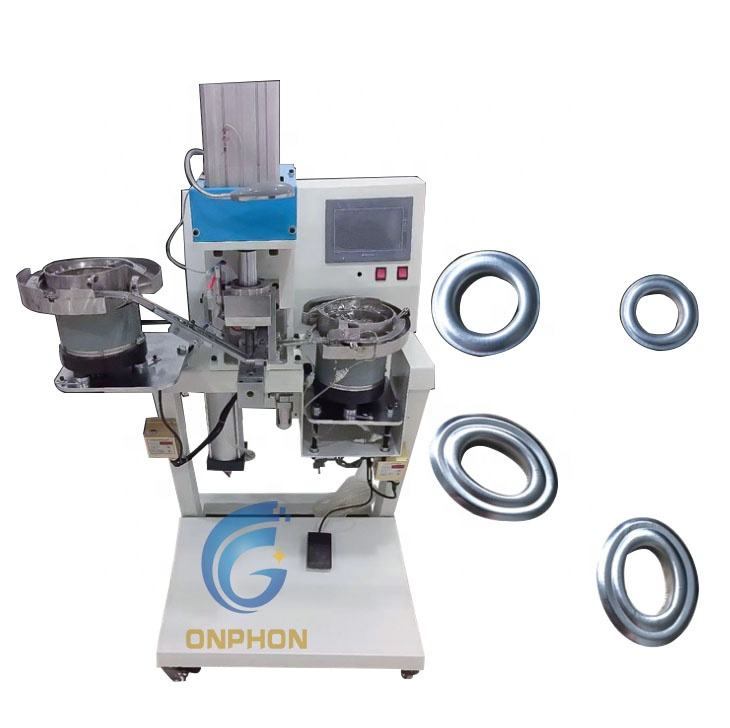 garment machinery eyeletting machine