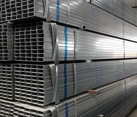 Seamless Pipe 15CrMo Square Seamless Steel Pipe