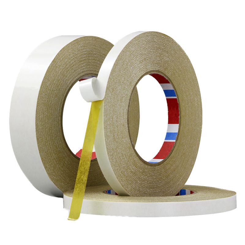School Adhesive Paper Heat-Resistant 3M 100u Double Coated Tissue Tape