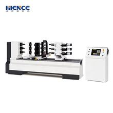 High speed three axis cnc wood turning lathe machine H-T150D-TM