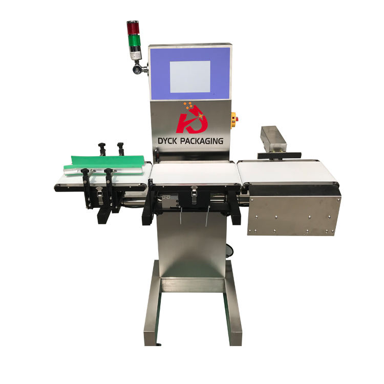 Hot Selling Food Industry Conveyor Belt Check Weigher Weight Checker