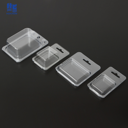 Free Sample Clear OEM Design Plastic Blister Clamshell Packa