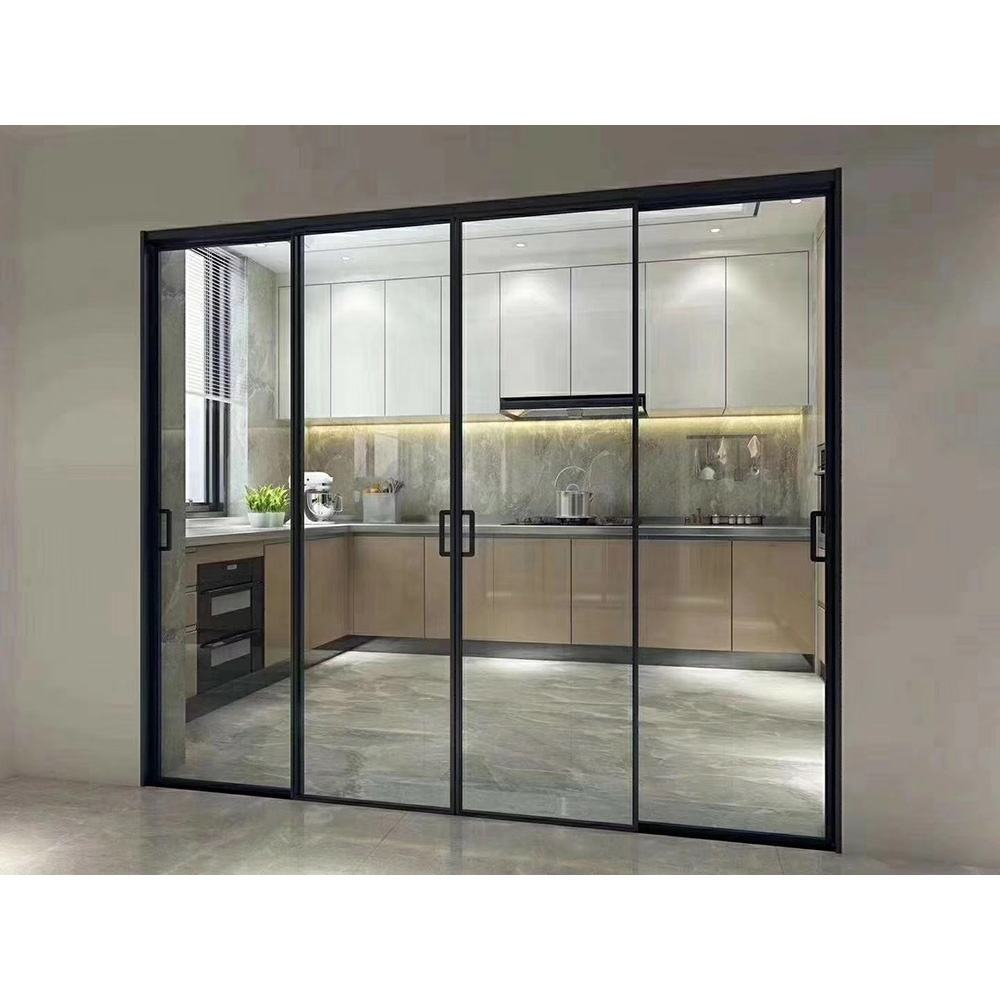 Australian sliding aluminum door sliding door kitchen storage used sliding glass doors sale