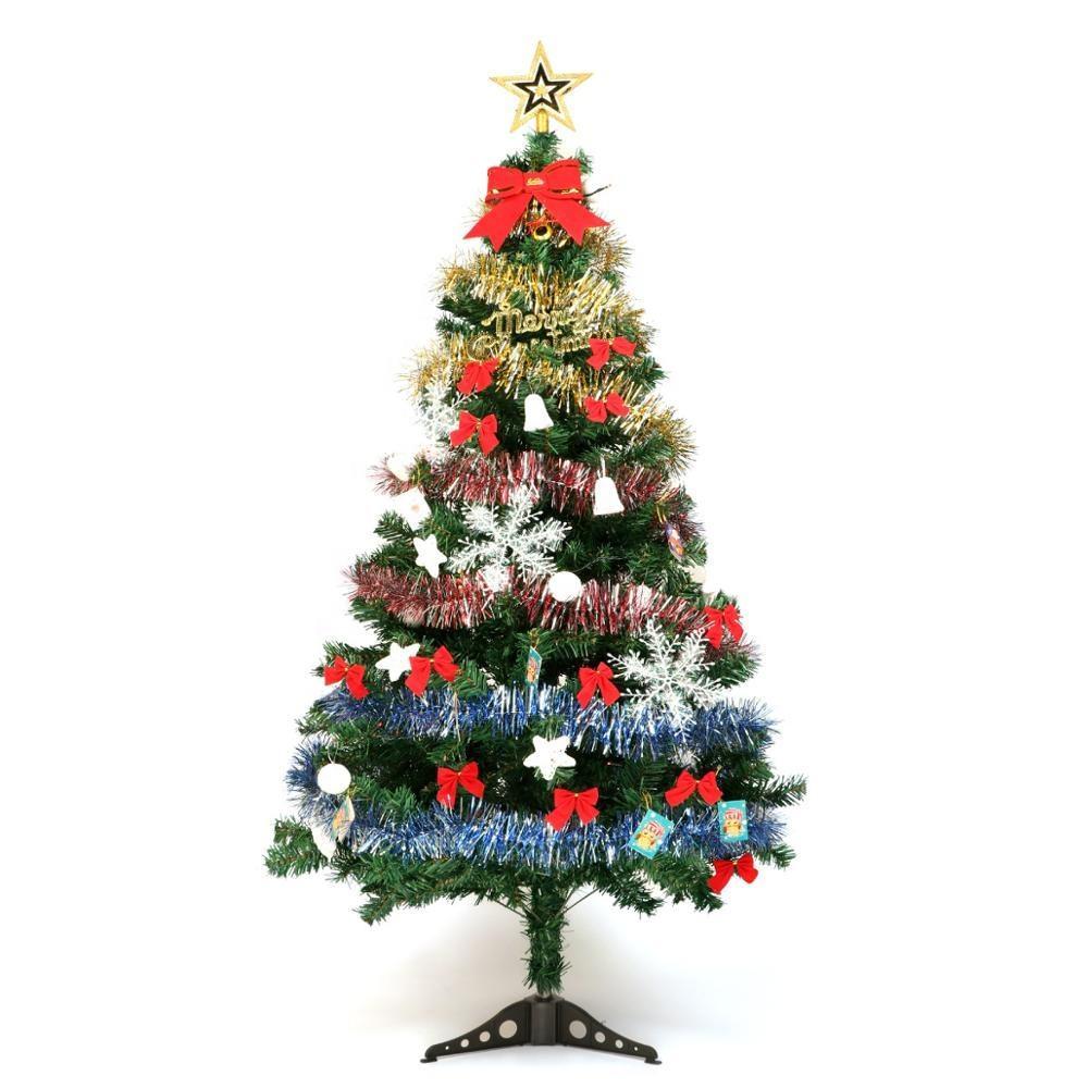 크리스마스 장식 1.5 m 크리스마스 트리 세트 <span class=keywords><strong>암호</strong></span>화 장식 조명 크리스마스 트리