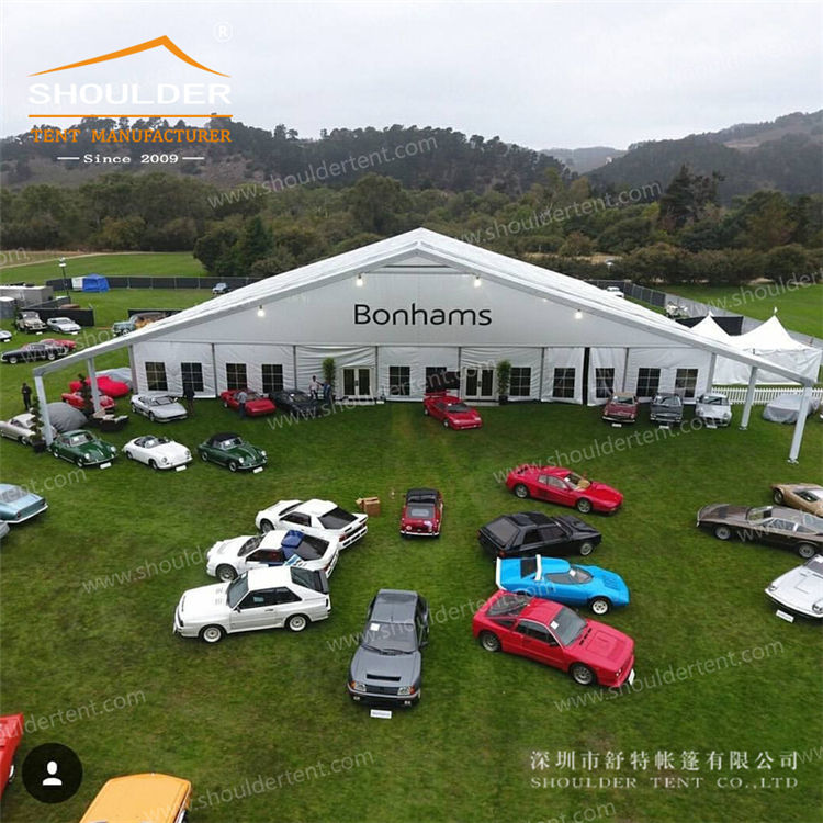 New Design Aluminium Standard Size Car Parking Canopy Tent Outdoor