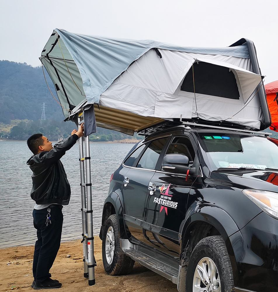 Car Tents Best Selling Rooftop Tent SUV Trip Tent Hard Shell