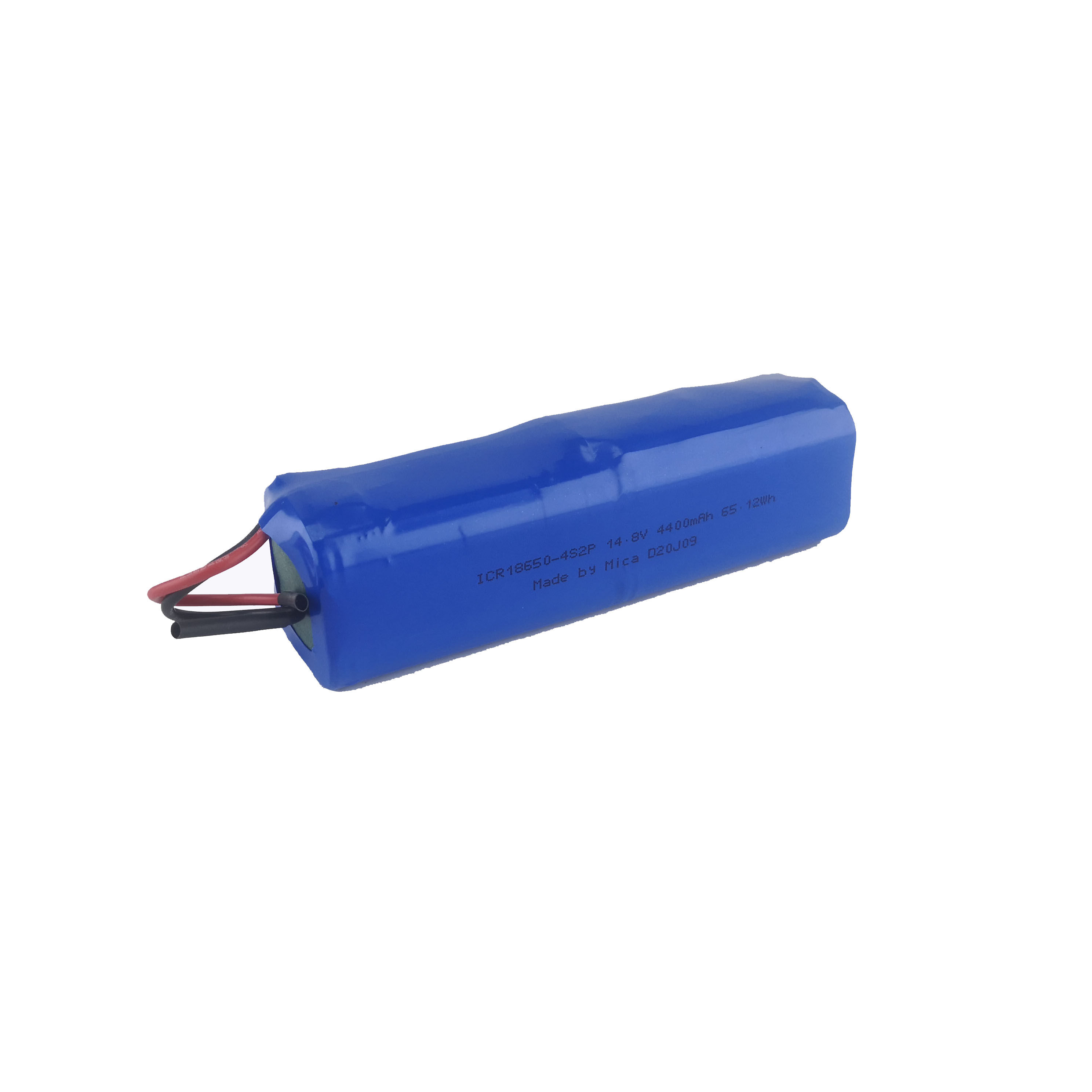 OEM/ODM Available High Rate Mica Icr18650 Lithium Io Battery 14.8V 4400mAh Li-ion Battery Pack for Digital Device