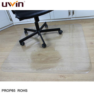 En Plastique transparent Hardwoord Protection De Plancher Tapis De Chaise En Polycarbonate