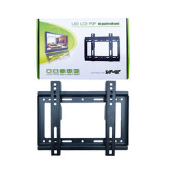 Universal Led Lcd fixed TV wall mount bracket for 14-42 inch
