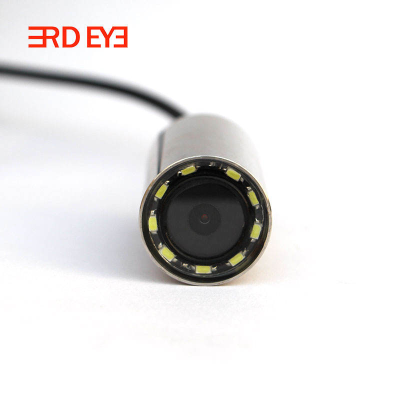 2MP Underwater Observation camera for cctv sewer inspection camera with long cable for option