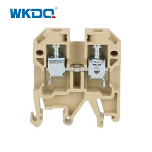 JSAK 6EN Weidmuller Din Mount Screw Connection Terminal Blocks