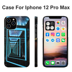 Manufacturers Custom Luxury Cellphone Case For Iphone 12 Promax PC Phone Cover
