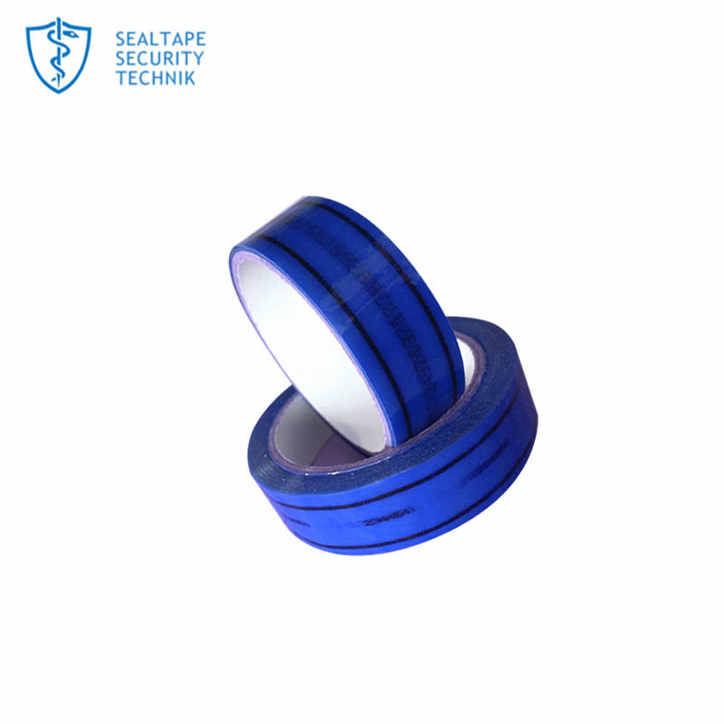Water Activated Paper Heat Tamper Proof Security Seal Tape