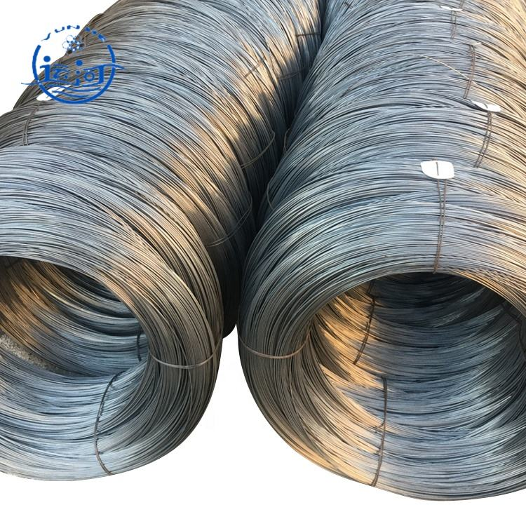Hot sale 72A 82B High Carbon Cold Drawn Steel Wire Spring Steel Wire 0.3-5.0mm factory price