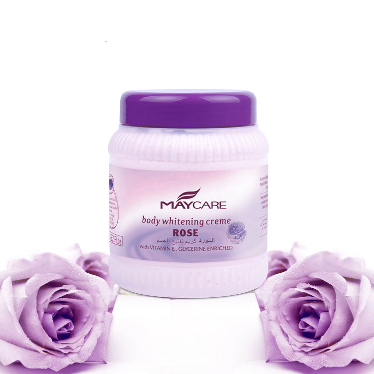Blemish clearing firming whitening and anti spot white gold baby skin and body whitening cream