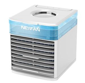 NexFan Ultra Air Cooler Fast Cooling Conditioner diffuser Portable Powerful Cooling Fan for Home Office Desk Travel Mini Fan