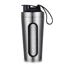 Stainless Steel Insulated Protein Shaker Bottle/Drink Shaker/Protein Shaker/Shaker Cup/Shake Mixer Bottle/Protein Mixes/Water Bo