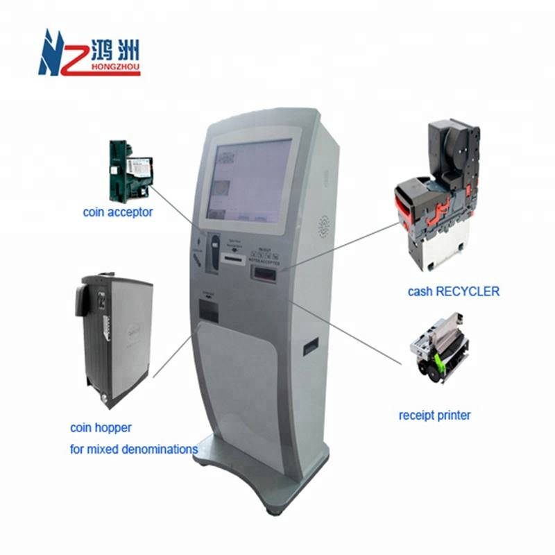 Self Service Bitcoin ATM Kiosk Machines Prices for Withdrawal of Bitcoin Bill Dispenser and Bitcoin Exchange