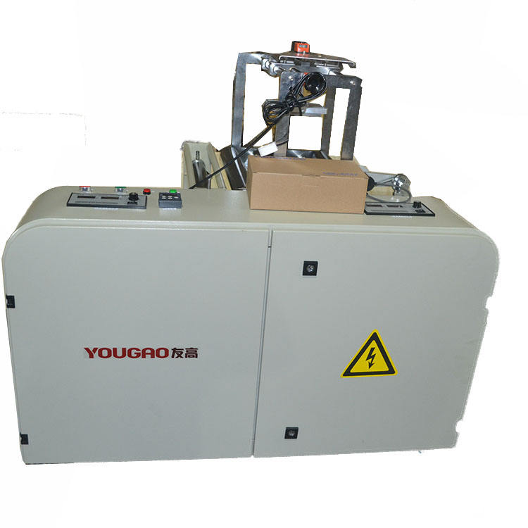 Automatic high quality roll machine rewinding and slitting machine for plastic bags with TTO printer