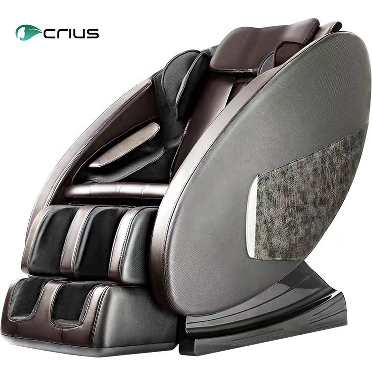 CRIUS 4D Zero Gravity Full Body Electric Smart Foot SPA Cheap Price Massage Chair