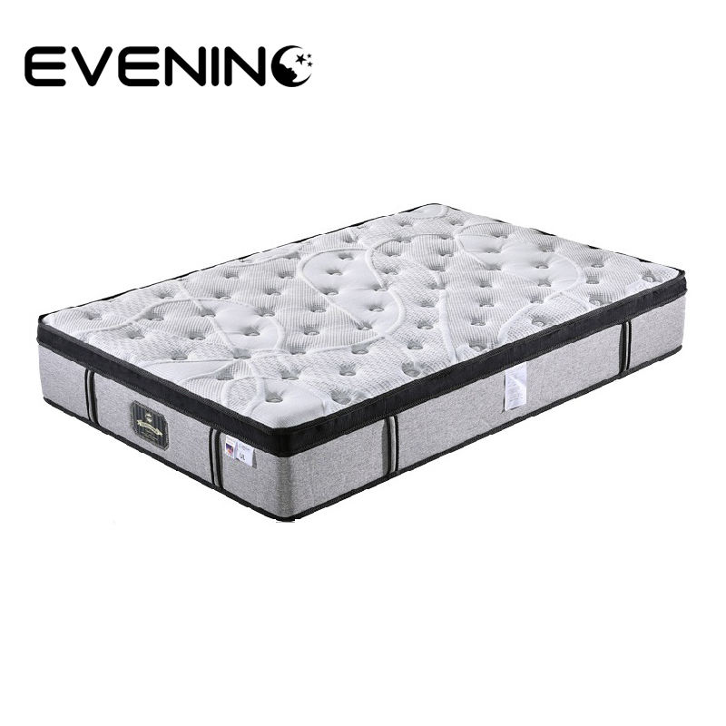 Soft single queen king size bed mattress used hotel and bedroom