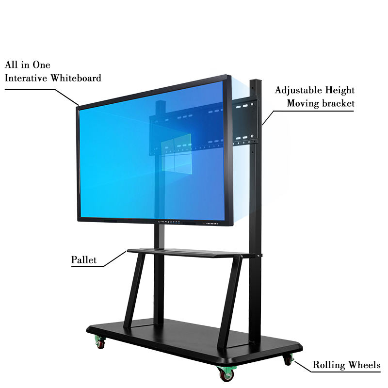 Smart Whiteboard All In One Multi-touch Screen PC, LED/LCD Interactieve Whiteboard