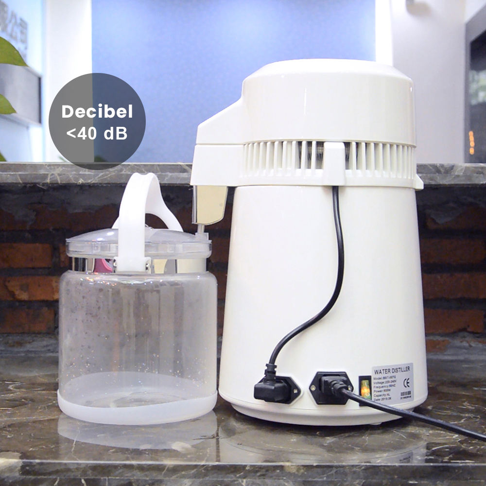 Dental and home use sale in spanish portable household water wine distiller