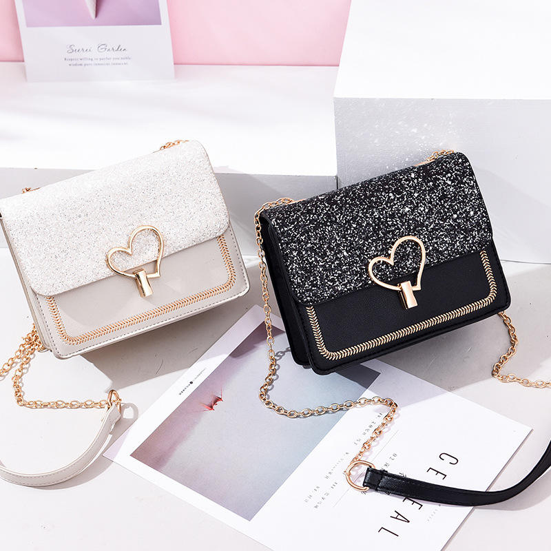S40 2021 Best Selling One Shoulder Straddle Handbag Candy Color Mini Change Cosmetic Sling PurseためWomen