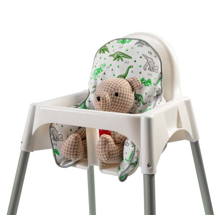 Baby Cushion High Chair Cushion Cover Highchair Booster Seat Pad Cover Cushions for sale