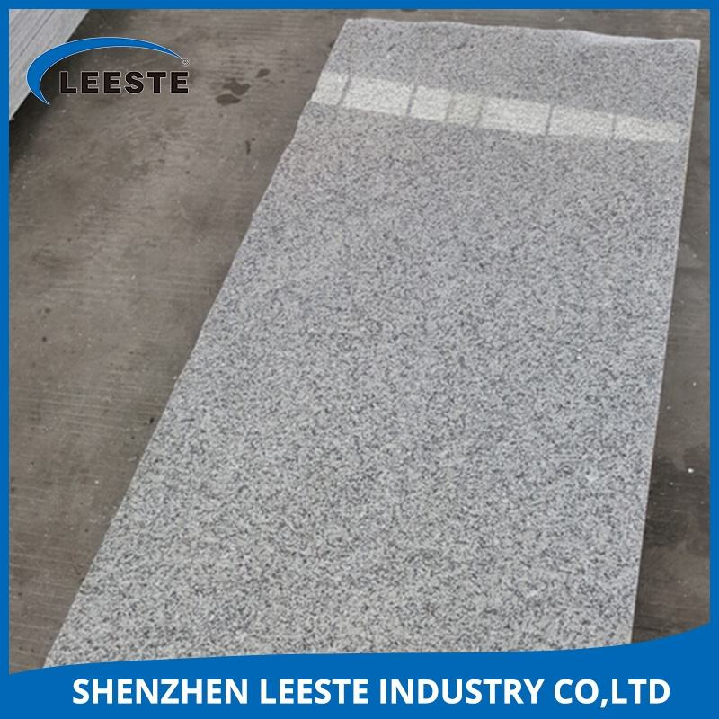 Hot Sale Gray Granite m2 Stair Step Stone Price For Outside Floor Tile